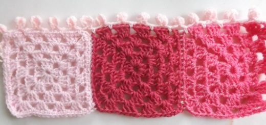 Comment faire une bordure de pompons au crochet